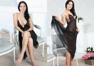 Galina A - Undressed - Erotic Beauty