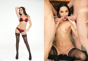 Carry Cherry - Sexy Time in the Studio - 21Sextury
