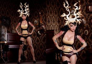 Masuimi Max - Artemis - Holly Randall