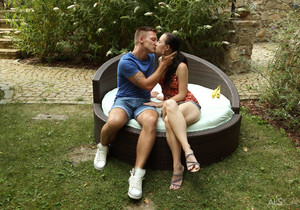 Kristy Black, Matt Ice - Meat and Fruit - ALS Scan