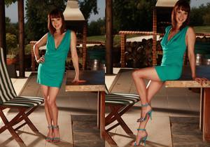 Cindy Read - Lovely Long Legs - Viv Thomas