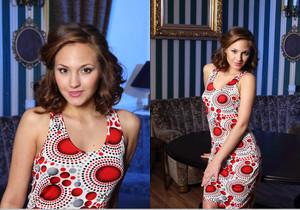 Mira D - Presenting Mira - MetArt