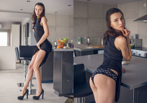 Adel Morel - Kitchen - MetArt X