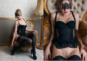Bree Haze - Masquerade - The Life Erotic