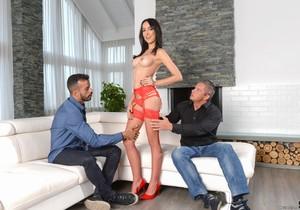 Francys Belle - Sexy High Heels - 21Sextury