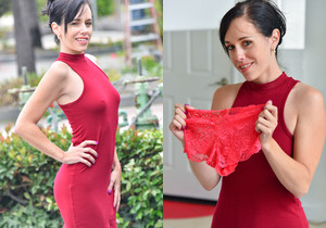 Savannah - Lady In The Red Dress - FTV Milfs