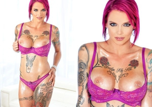 Anna Bell Peaks - Whore's Ink #03 - Evil Angel