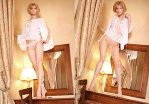 Mila F - Warmth of Beauty - Erotic Beauty