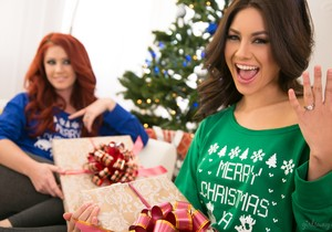 Elle Alexandra, Shyla Jennings - Christmas Spirit: Part Two