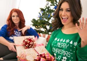 Elle Alexandra, Shyla Jennings - Christmas Spirit: Part Two