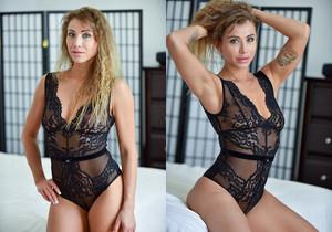 Rita - Sheer Black Sexy - FTV Milfs