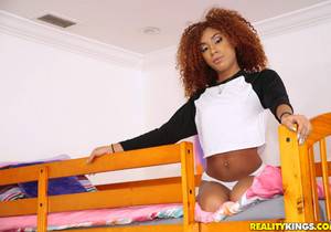 Kendall Woods - Bunking With Big Dick - Round And Brown