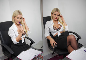 Billie Judd - Best. Temp Agency. Ever! - More Than Nylons
