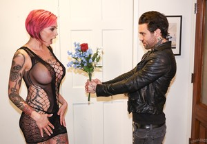 Anna Bell Peaks - Squirtin' Obsession - Burning Angel