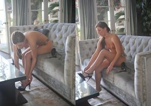 Hayley Hanes - Check Mate - Girlfolio