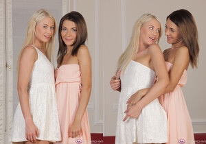 Teen Depot - Alexis and Lindsay