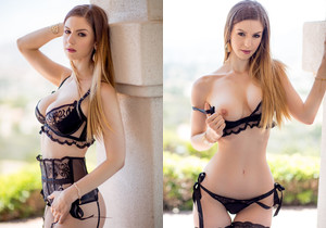 Marica Hase & Stella Cox - Erotica X