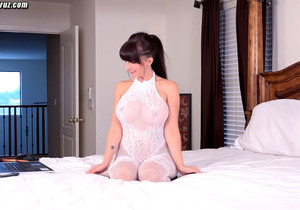 Catalina Cruz getting some dick while in a white bodysuit