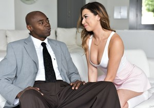 Lexington Steele & Melissa Moore - DarkX