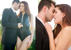 James Deen & Ashlyn Molloy - Erotica X