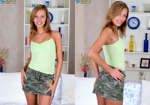 Karine - Pretty & Puffy - 18eighteen