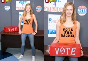 Rachel James - Vote For Flattie - 18eighteen