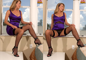 Brenda James - Milf On Top - Leg Sex
