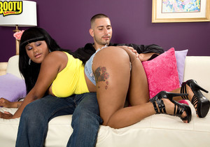 Stacey Monroe - A Match In Booty Heaven - Bootylicious Mag