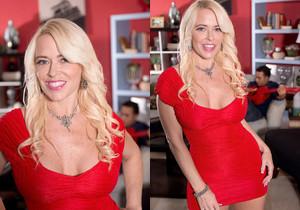 Savannah Steele - Hot Mom Fucks 25-year-old