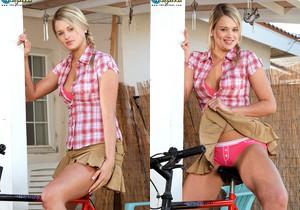 Heather Starlet - Bike Babe - 18eighteen