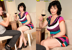 Lilly - Czech Milf - 40 Something Mag