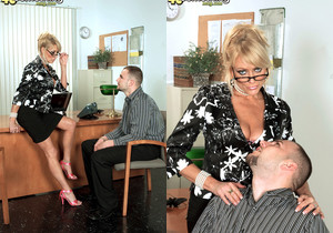 Natasha - Now Thats Customer Service! - 40 Something Mag