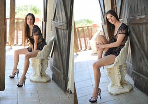 Leyla Morgan - Girlfolio