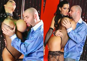 Amy Anderssen Stripper Dance - Spizoo
