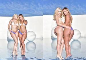 Anikka Albrite & Kelsi Monroe - HardX