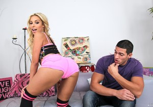 Tony Martinez & Carmen Caliente - Only Teen Blowjobs