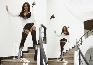 Kat Dee - Heartbreaker And A Breathtaker - More Than Nylons