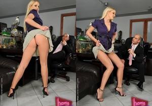 Charlotte Flame - Horny Euro Sluts