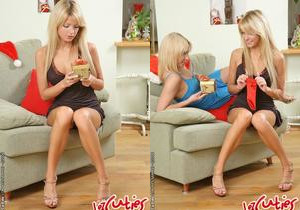 Lesbian Sex with Leona & Vika - Lez Cuties