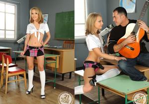 Nataly Von - 21 Sextury