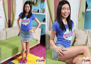 Teen Anal with Yiki