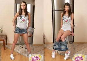 Faye Anal Play - Cuties Galore