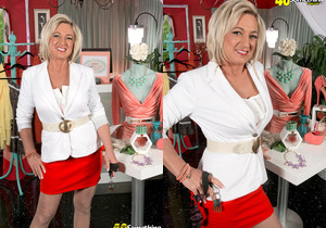 Brandi Jaimes - The 48-year-old Stripper - 40 Something Mag