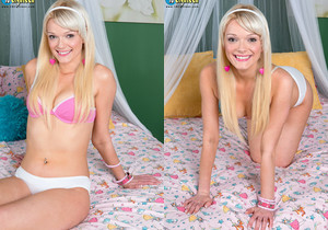 Zoey's A Horny California Cutie Who's Ripe And Ready To Bone