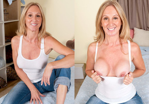 Jenna Covelli - A True Milf! - Naughty Mag