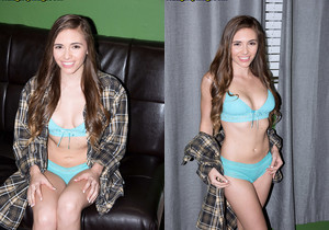 Skye - So Innocent! - Naughty Mag