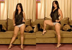 Kyanna Lee - Pony Boy - Leg Sex