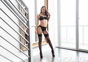 Aidra Fox - Anal Toying - Holed