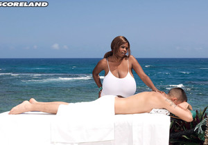 Cock-Milking Mammary Massage By Miosotis - ScoreLand