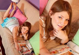Holly Love - Her Hubbies Handiwork - Naughty Mag